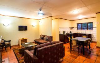 accommodation near white river
